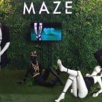 Schicke Dessous von Maze