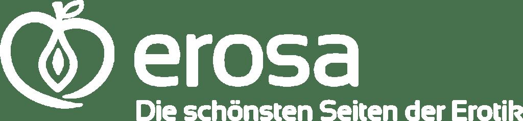 Erosa Logo weiß