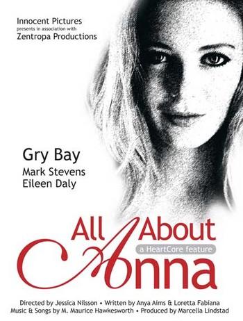 All about Anna Filmplakat