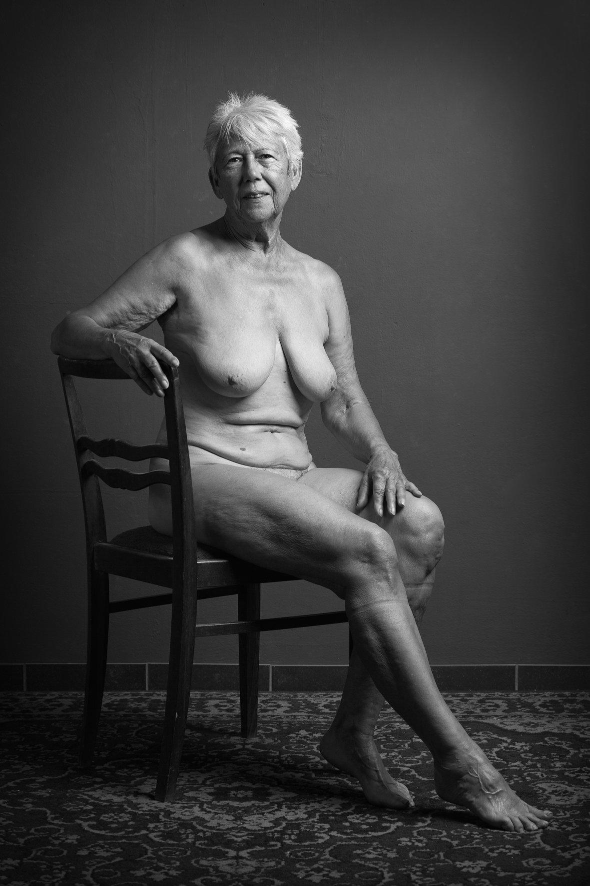 Nackt alte menschen Sex Alte